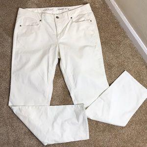 🍂5/$25Corduroy straight leg size 14